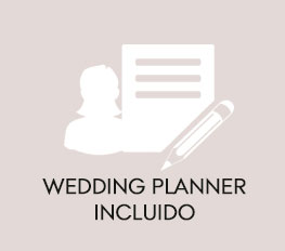 Wedding Planner incluido